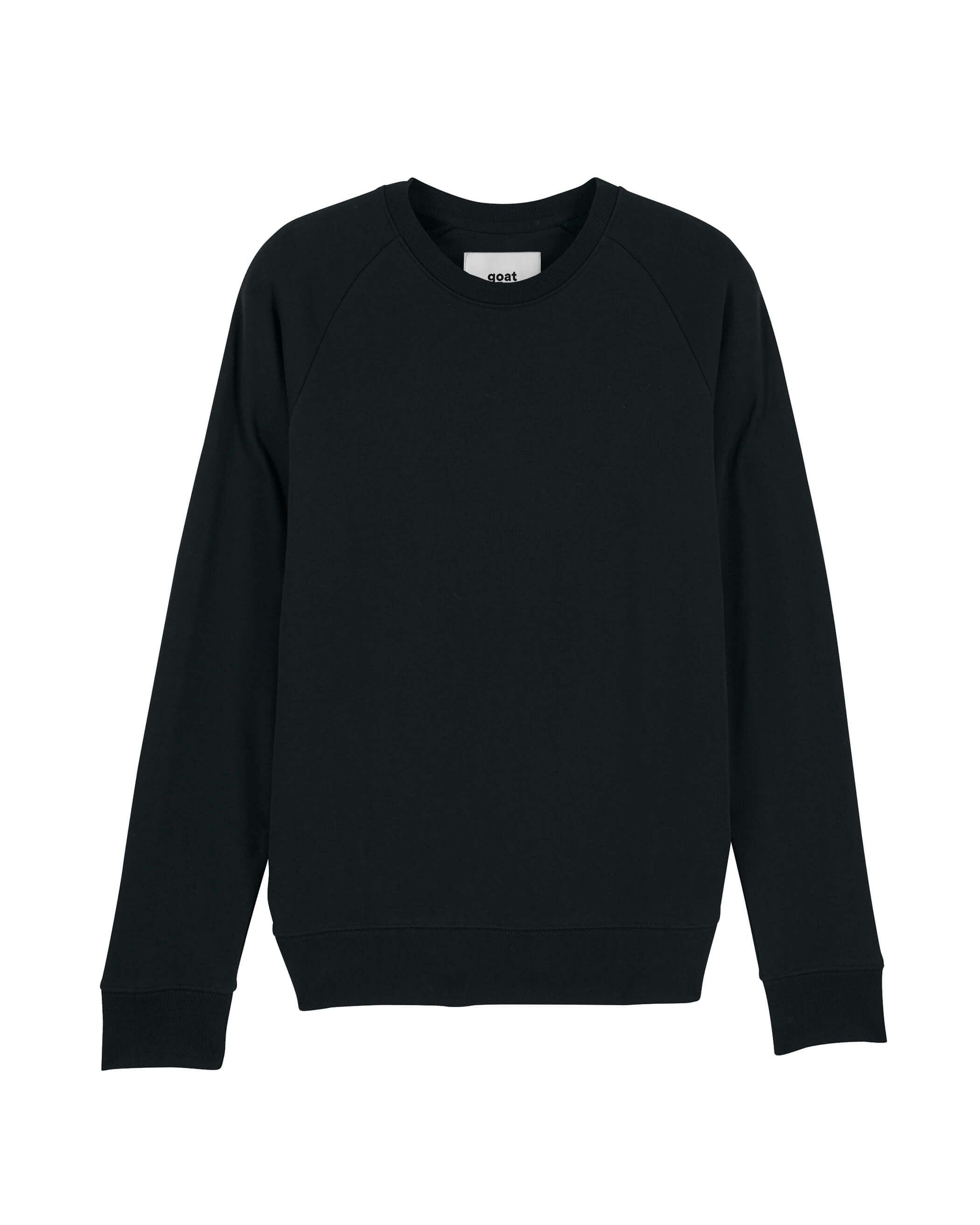 Max Classic Sweater Black