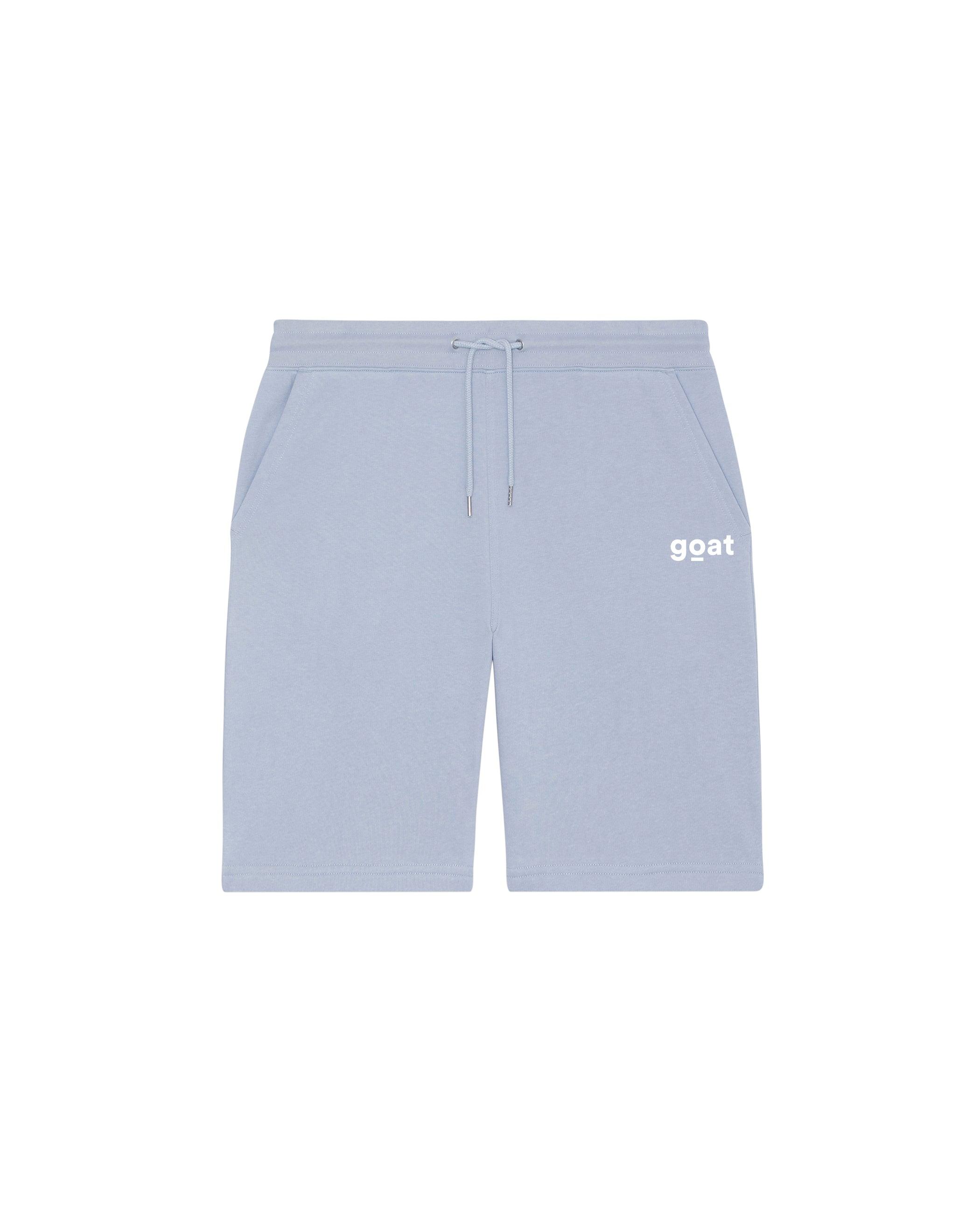 Savi Logo Shorts Light Blue