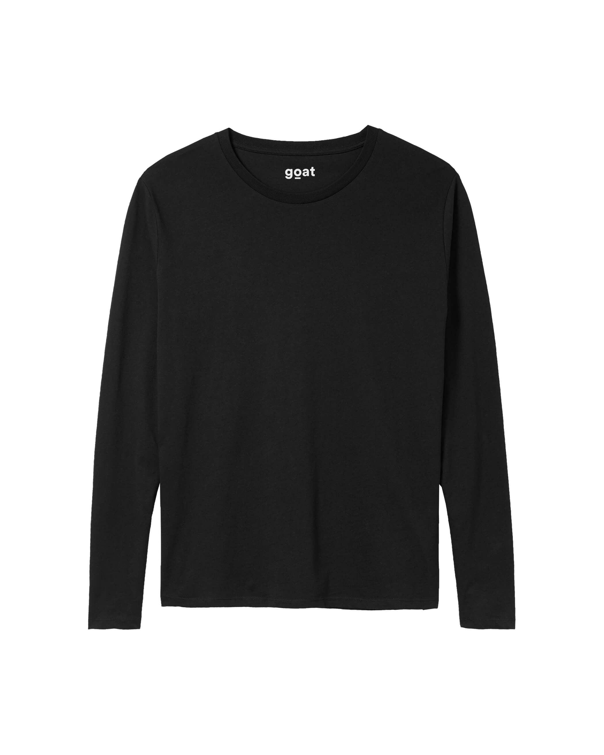 Sloan Long Sleeve Black