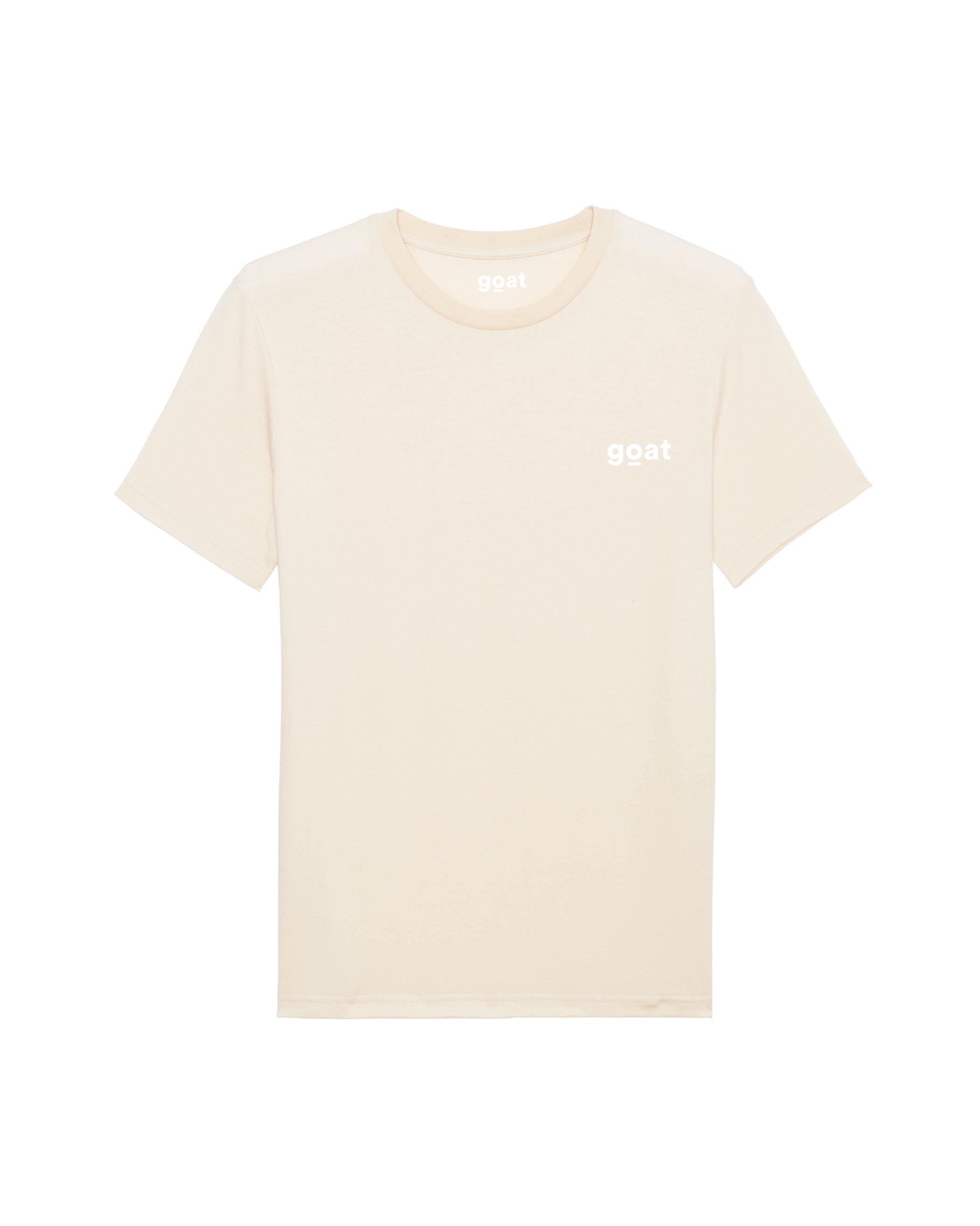 Alex Logo T-shirt Natural
