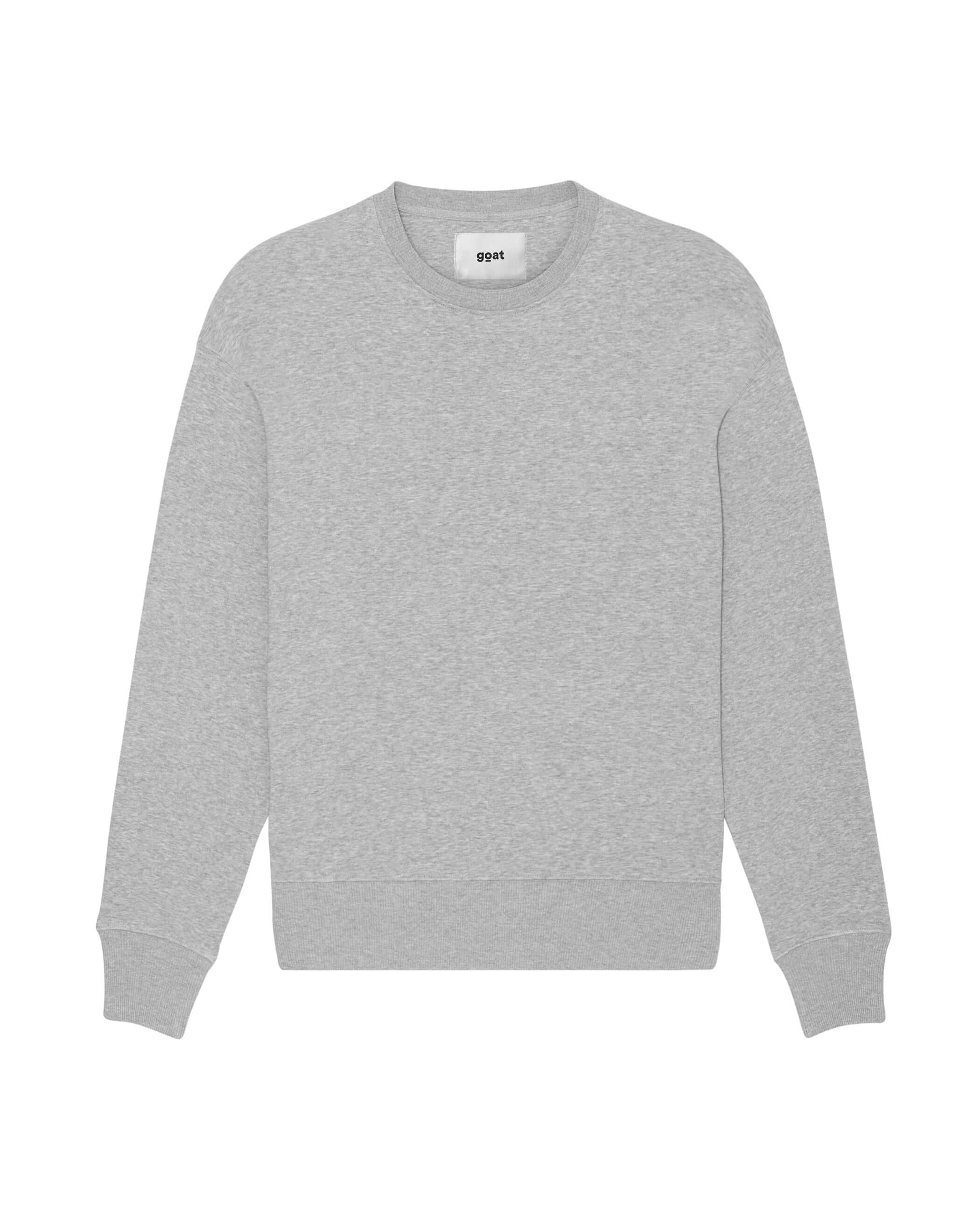 Bobby Oversized Sweater Grey