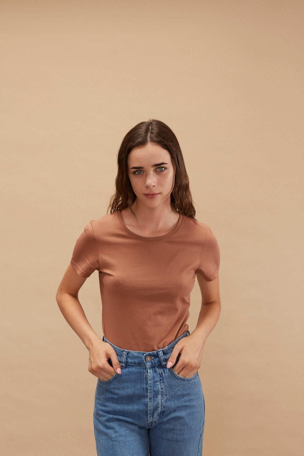 Good Sustainable Mood T-Shirt Menta