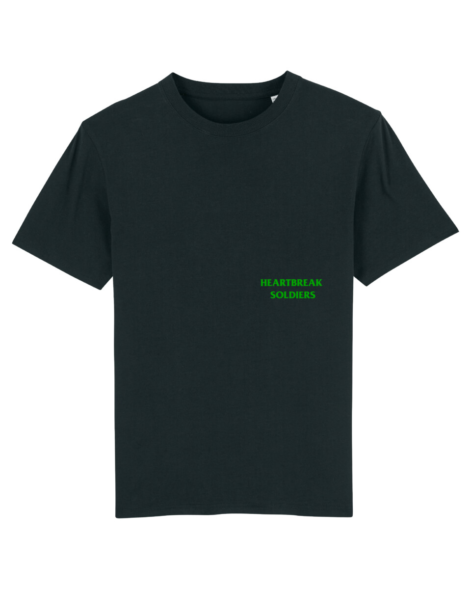 Heartbreak Soldiers HANG IN THERE T-SHIRT