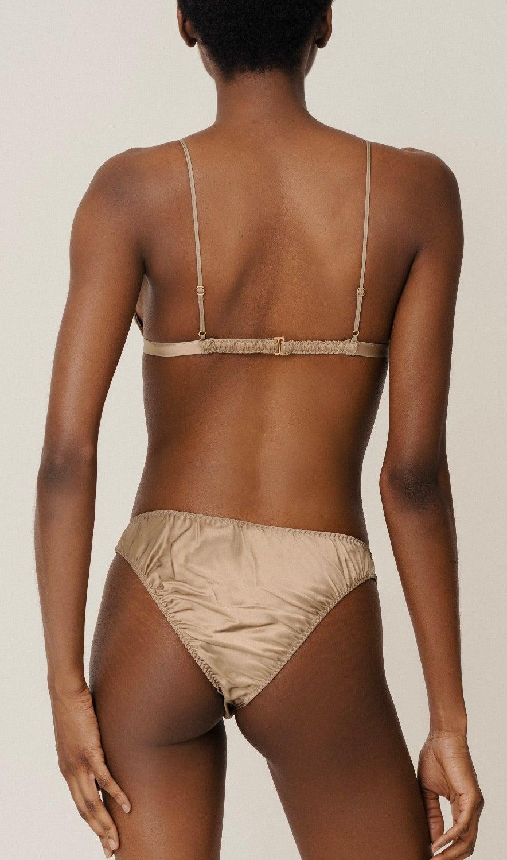 Herth Lea organic silk mid rise panties
