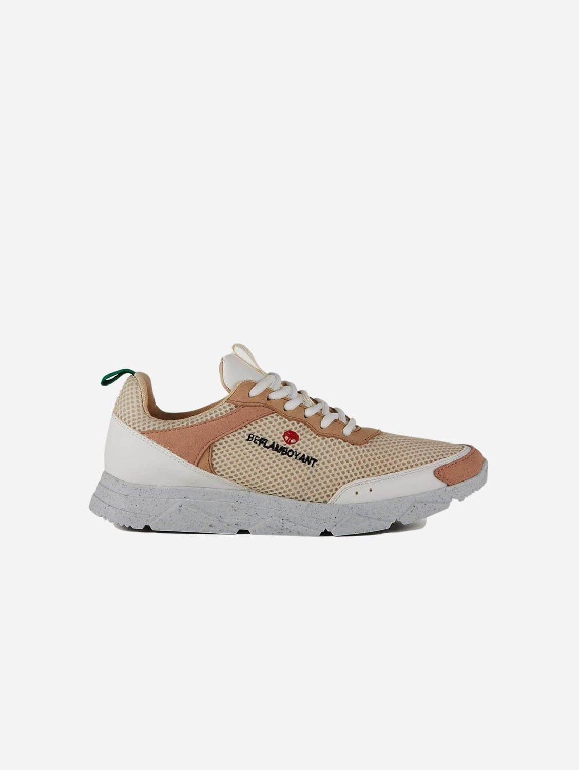 Street Recycled Material Vegan Trainers | Vainilla