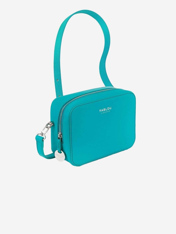 Chelsea Vegan Leather Crossbody Bag   Fiji