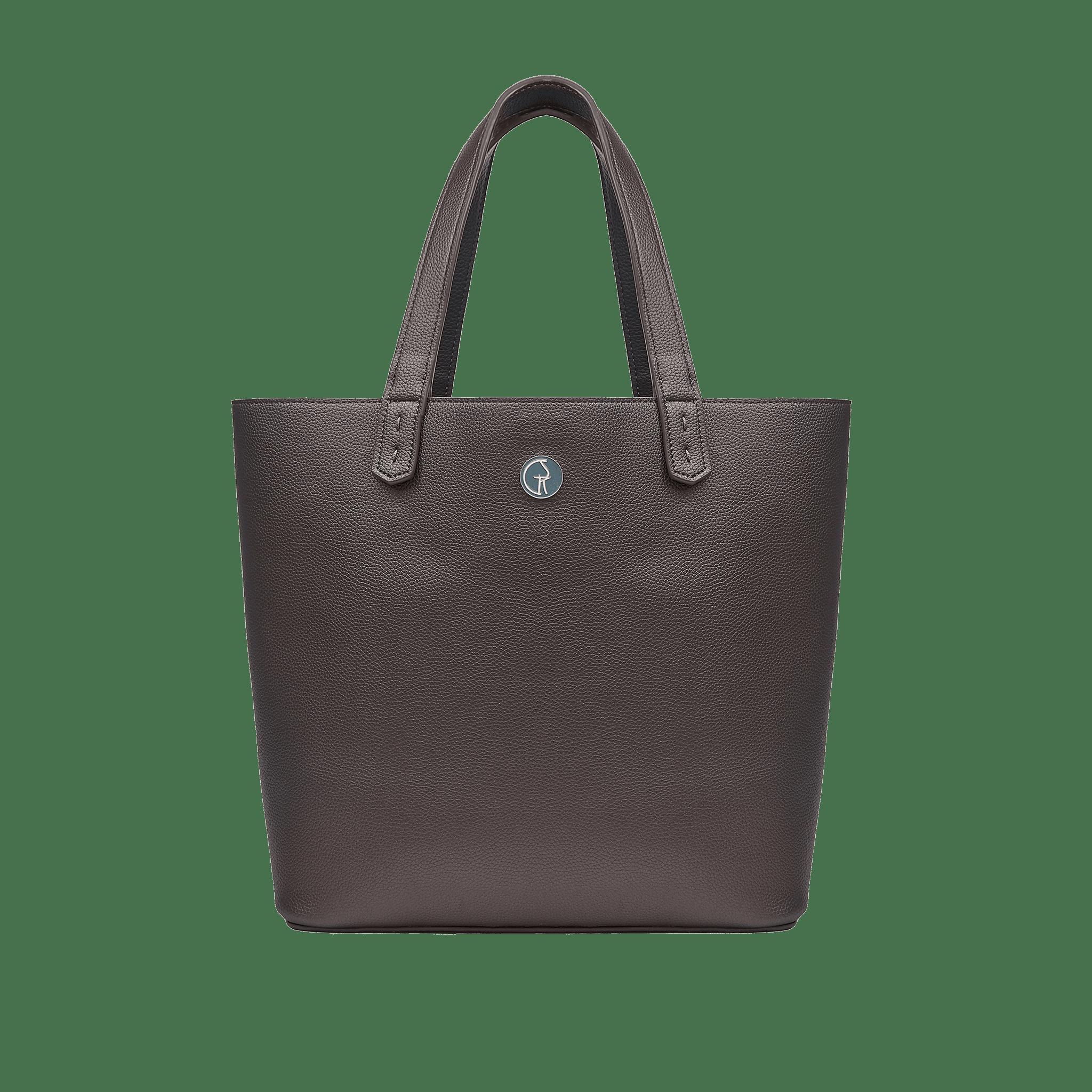 The Morphbag by GSK 3 Vegan Leather Bags in 1 | Black Forest Green & Metallic Mushroom