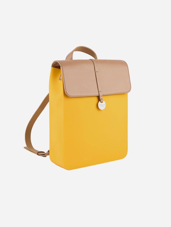 Cosmopolitan Silicone Vegan Backpack | Sol
