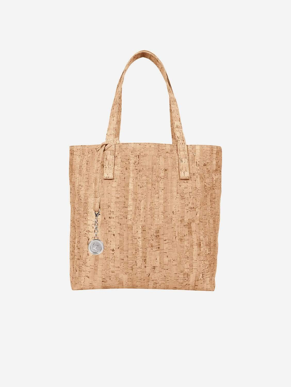 Simma Tote Bag | Natural Cork