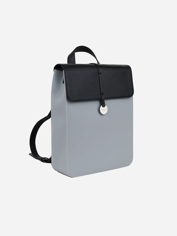 Cosmopolitan Silicone Vegan Backpack   Steeletto