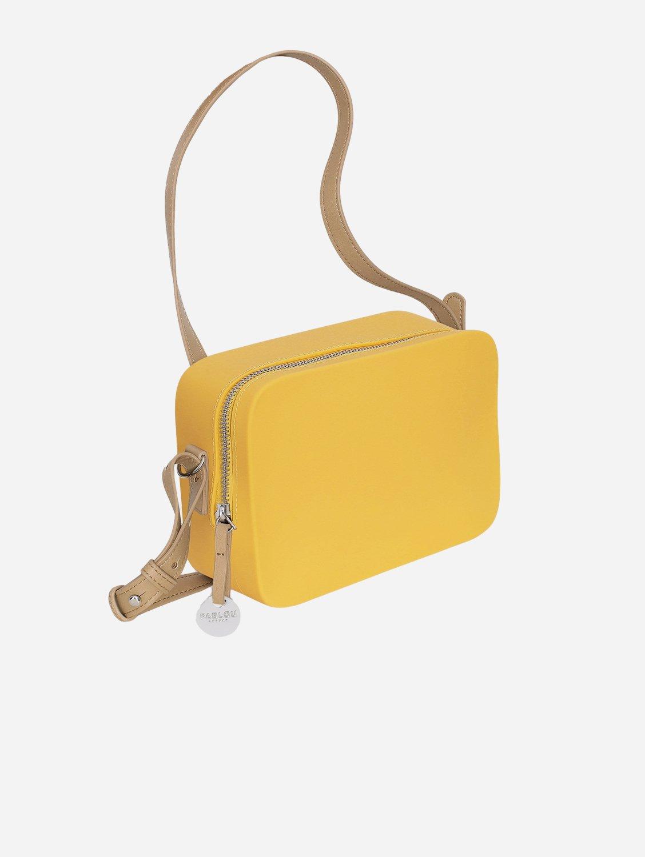 Chelsea Silicone Vegan Crossbody Bag   Sol