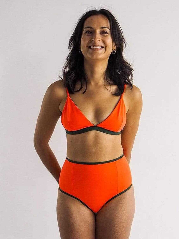 The Mississippi ECONYL® Reversible Bikini Bottom | Multiple Colours