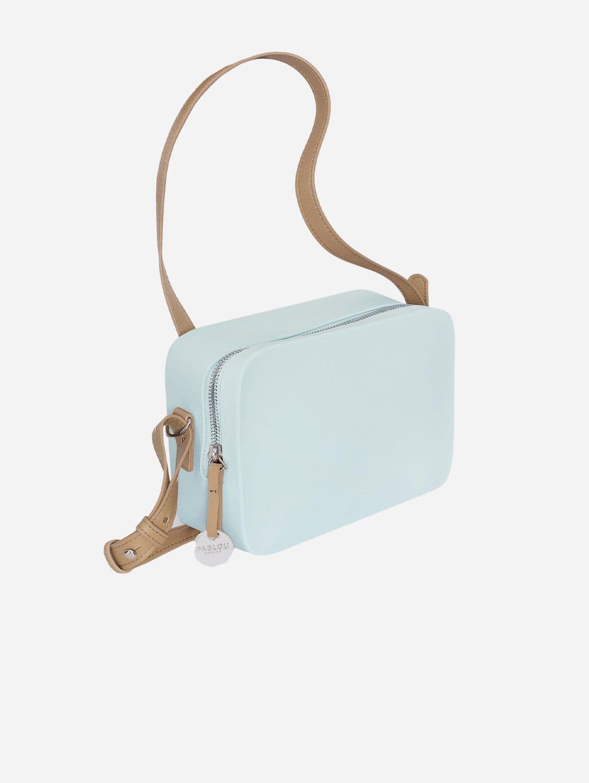Chelsea Silicone Vegan Crossbody Bag | Malibu