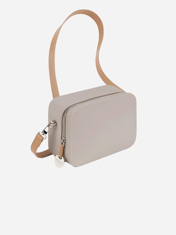 Chelsea Silicone Vegan Crossbody Bag   Frapp