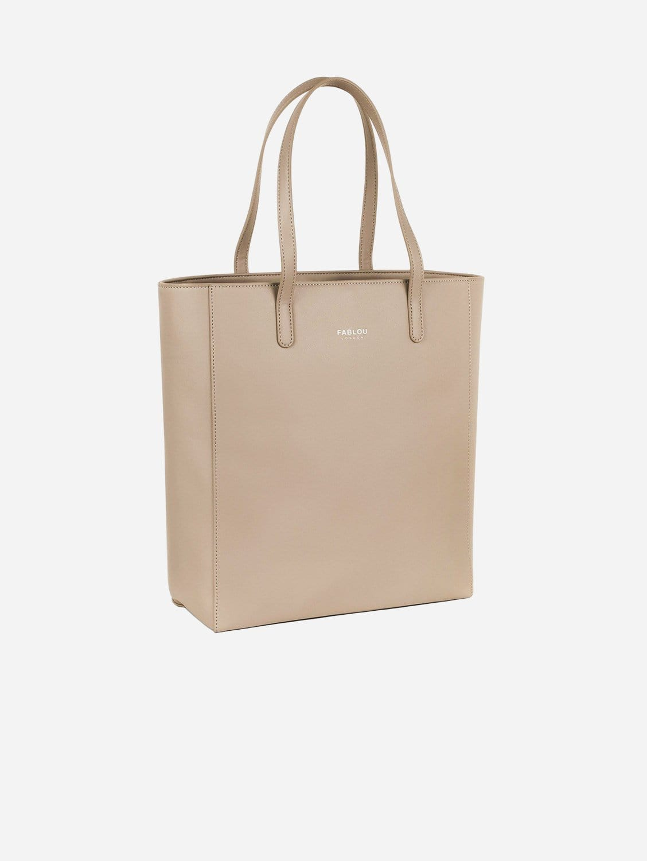 City Vegan Leather Tote Bag | Frapp