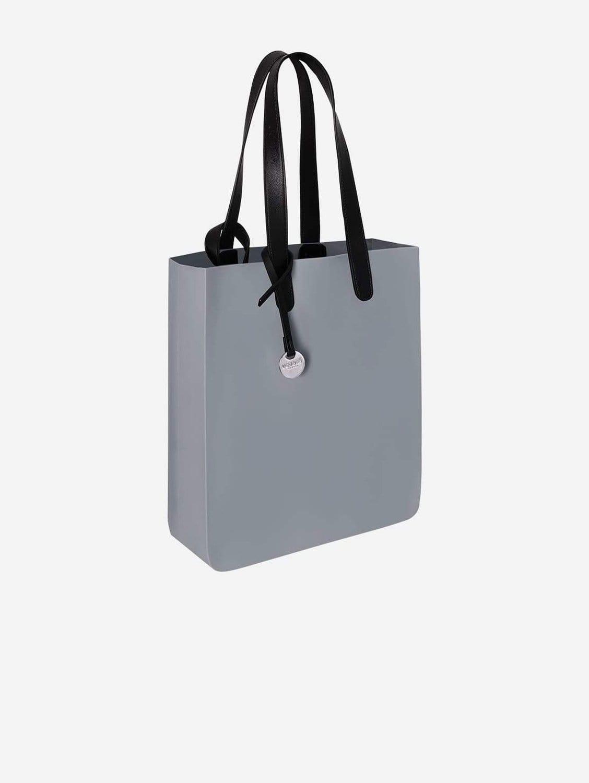 City Silicone Vegan Tote Bag | Steeletto