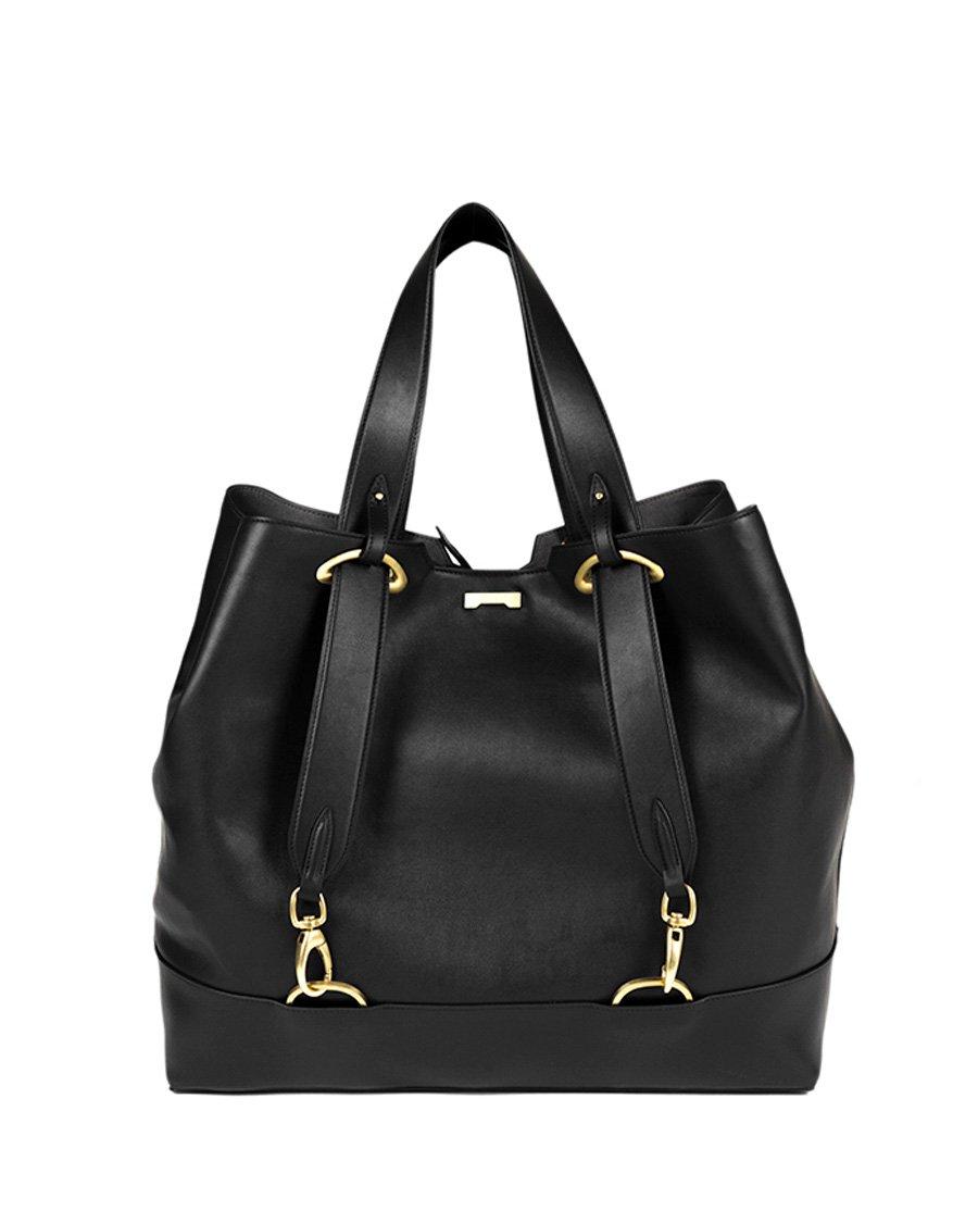 Backpack Shopper Black