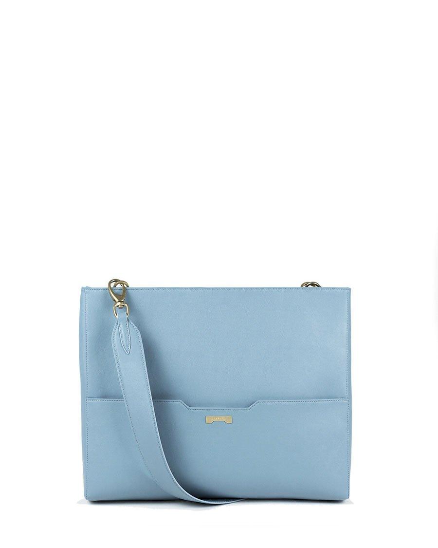 Laptop Bag Light Blue