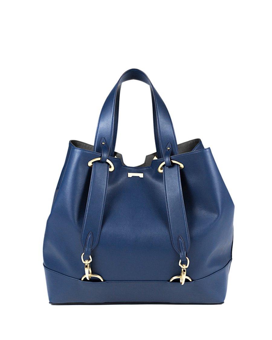 Backpack Shopper Dark Blue