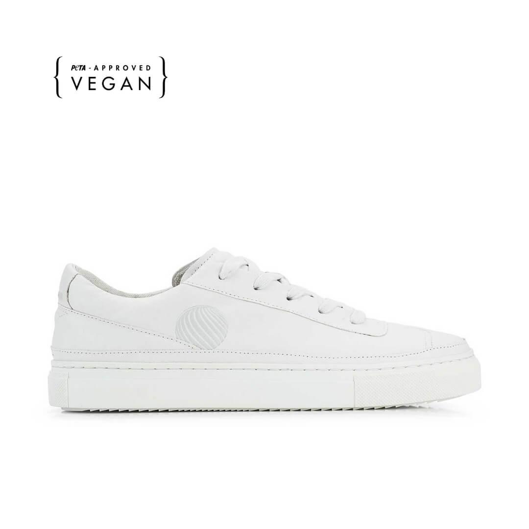 Komrads APL Monowhite sneaker Low