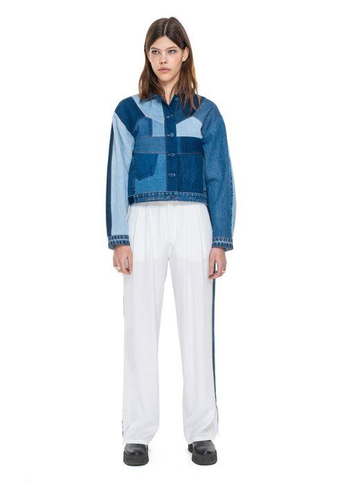 Reworked Corset Jacket