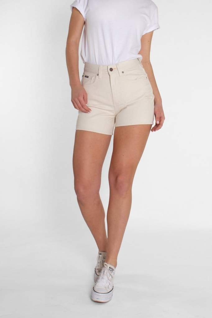Demi Short Off White