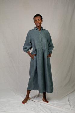 JOSÉPHINE Linen Dress
