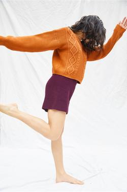 JANE Cotton Shorts