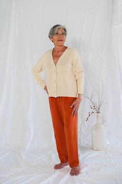 ANNA Cotton Cardigan