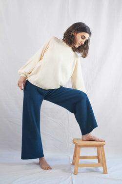 LOUISE Cotton Pants