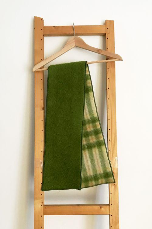 Green Sophia Scarf