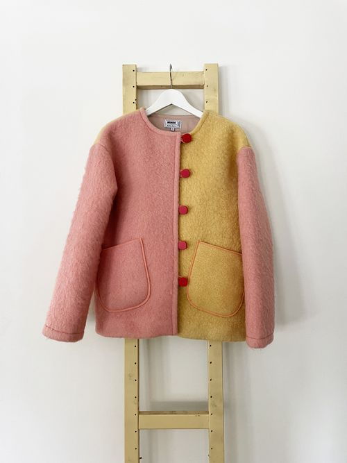 Adriana Wool Coat