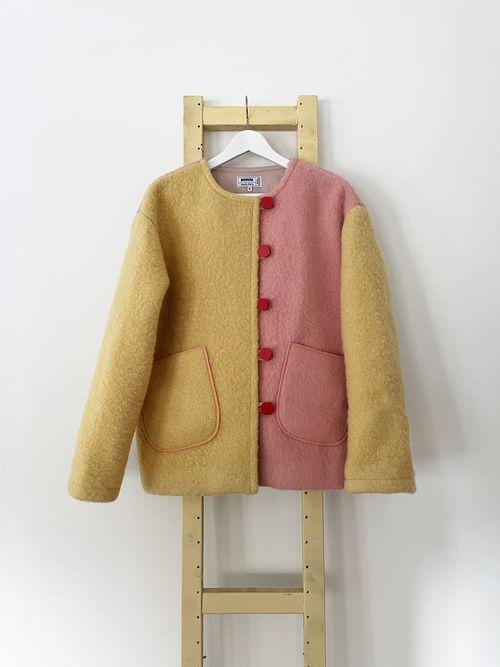 Scarlett Wool Coat