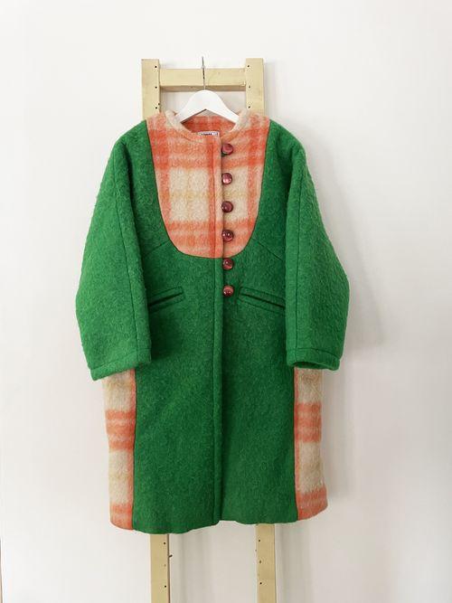 Beatrix Long Wool Coat