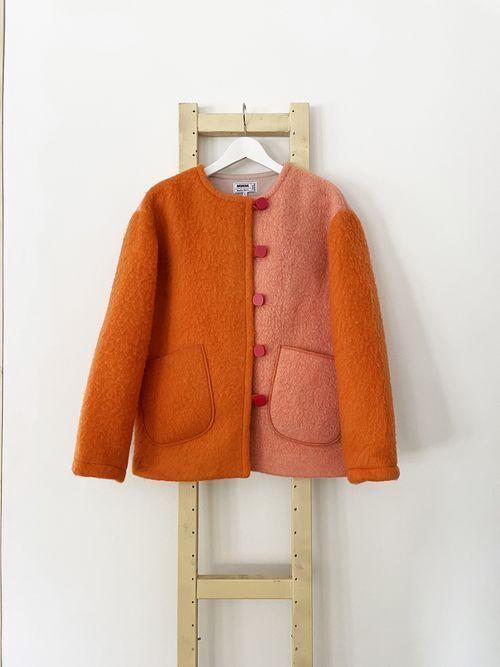 Sydney Wool Coat