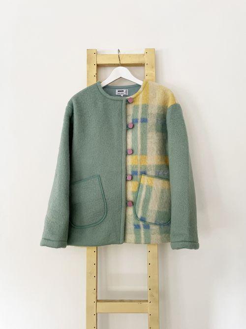 Cindy Wool Coat