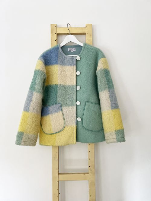 April Wool Coat