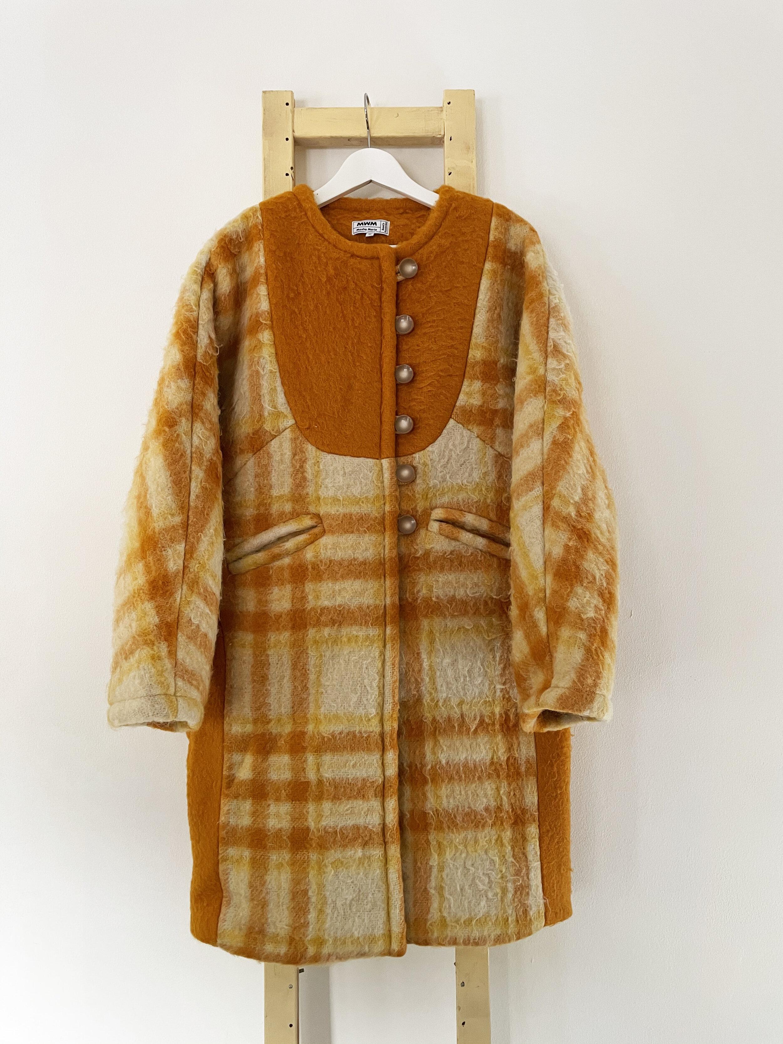 Austin Long Wool Coat