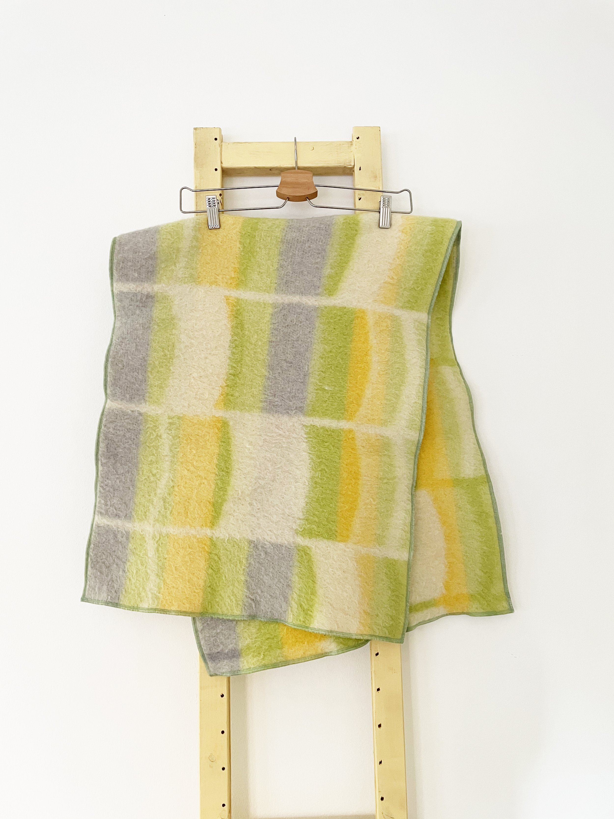Fernanda Upcycled Wool Shawl