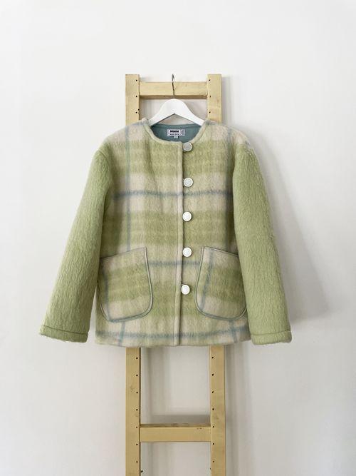 Claudia Wool Coat