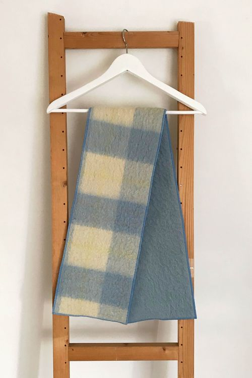 Stella Upcycled Wool Scarf