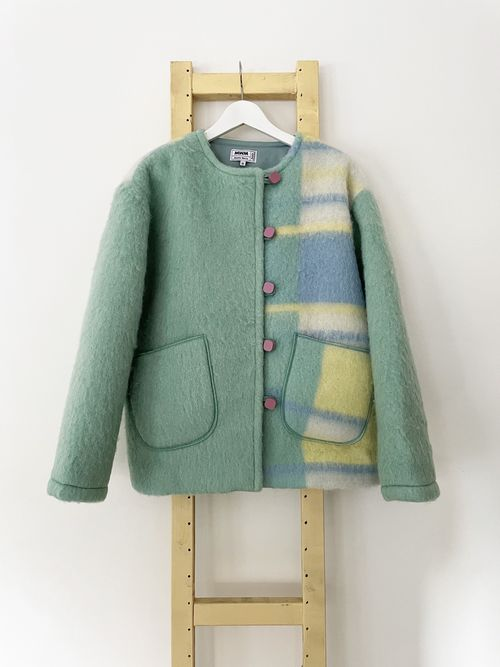 Leanna Wool Coat