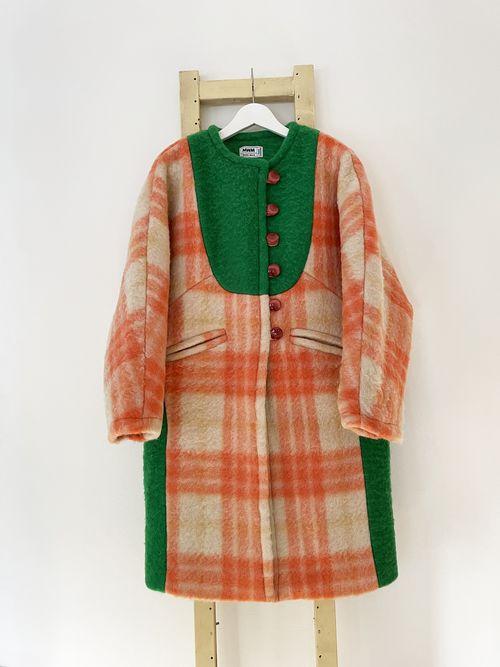 Gloria Long Wool Coat