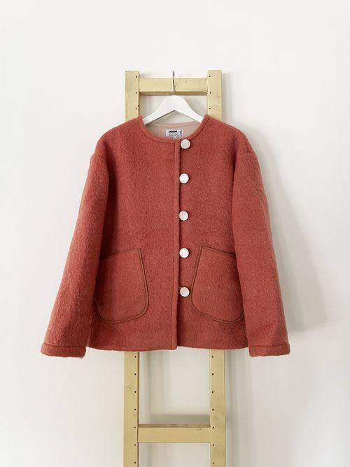 Frankie Wool Coat
