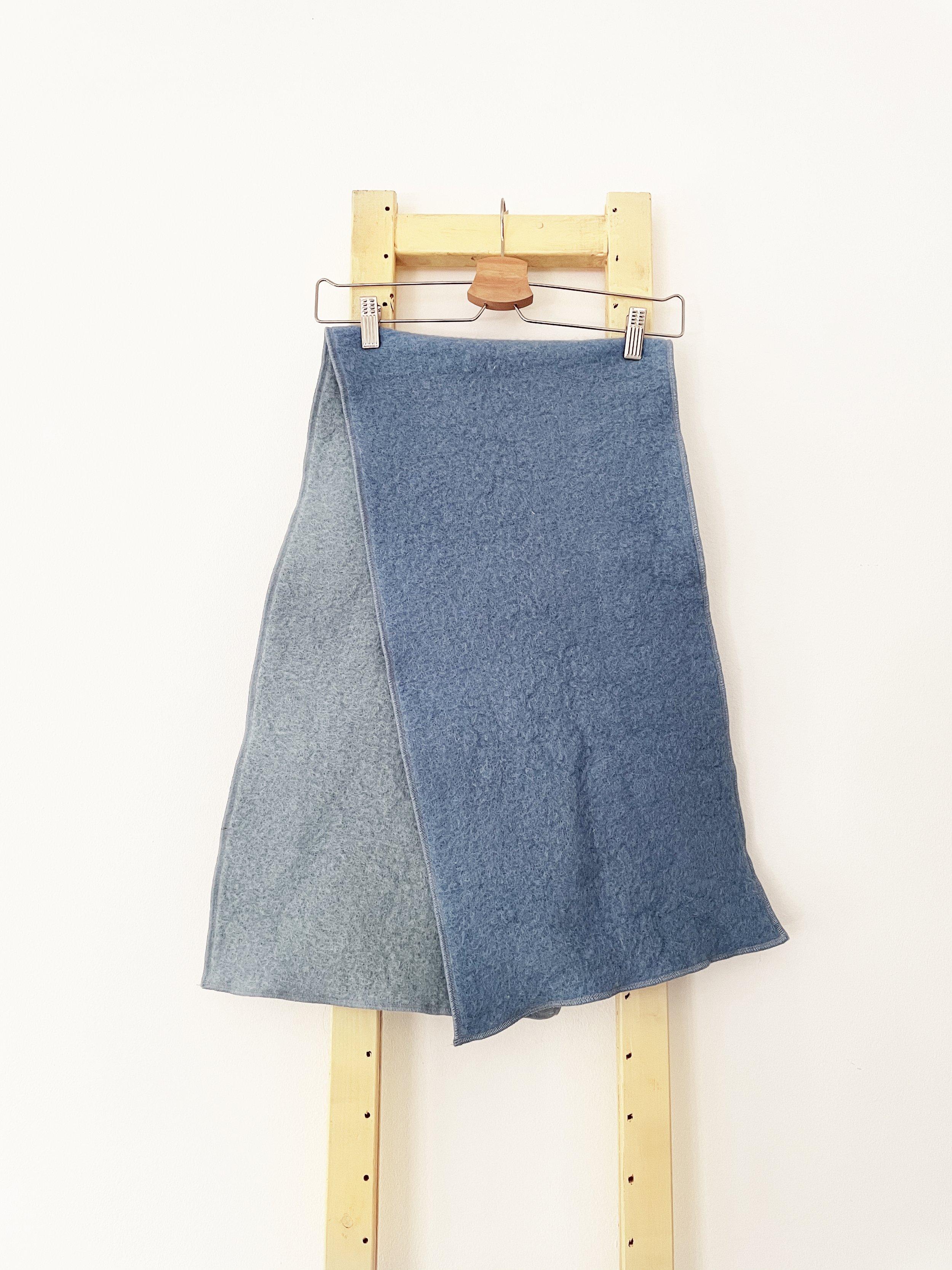 Sam Upcycled Wool Shawl