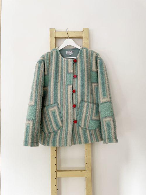 Chelsea Wool Coat