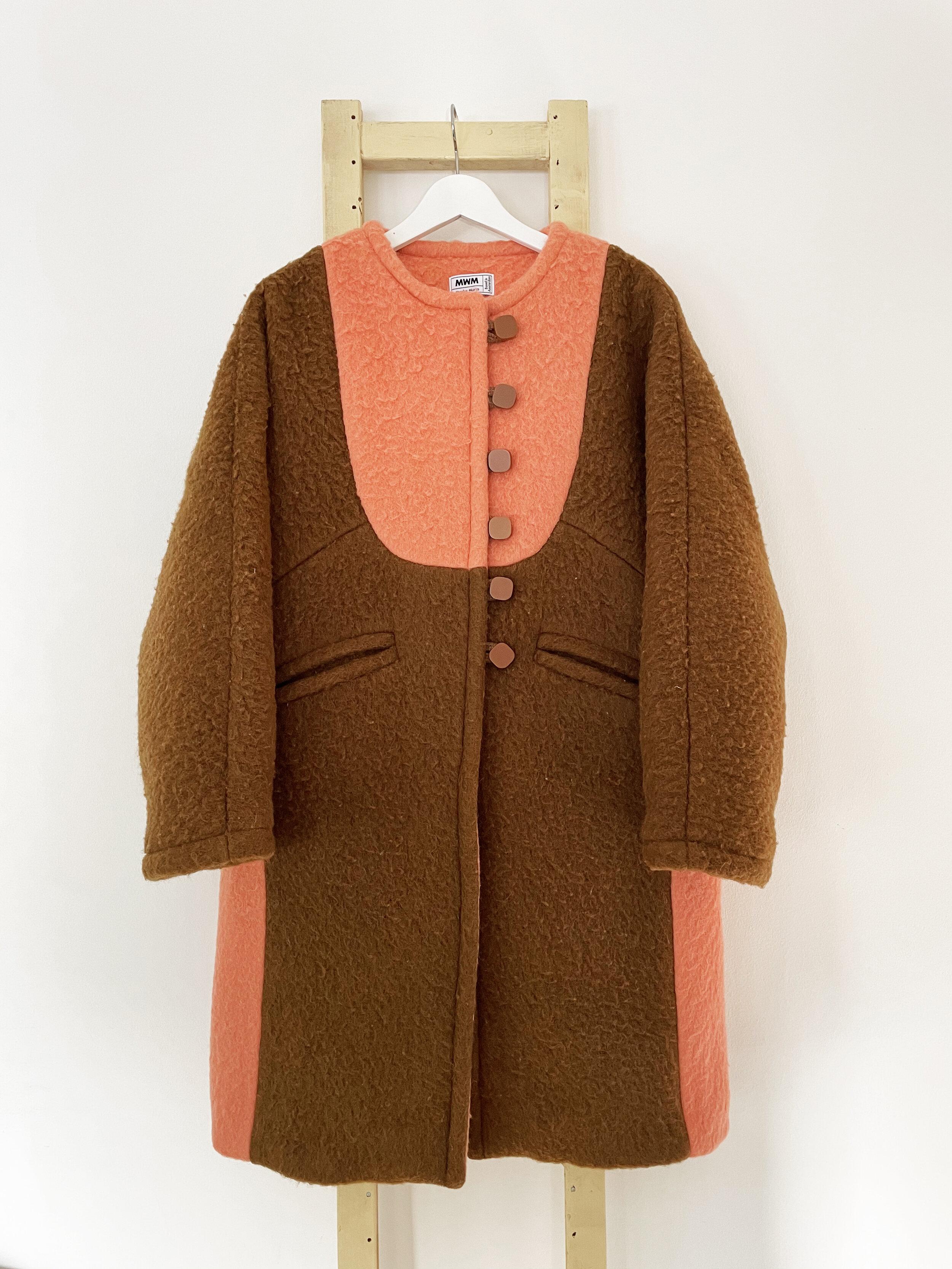 Paris Long Wool Coat