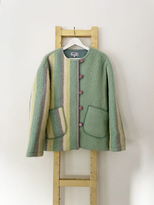 Cezanne Wool Coat