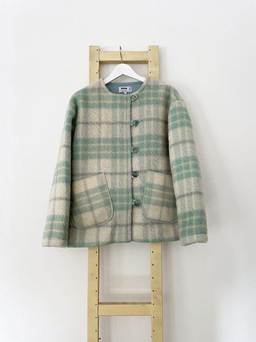 Charlotte Wool Coat