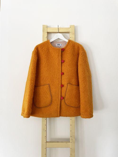 Charlie Wool Coat